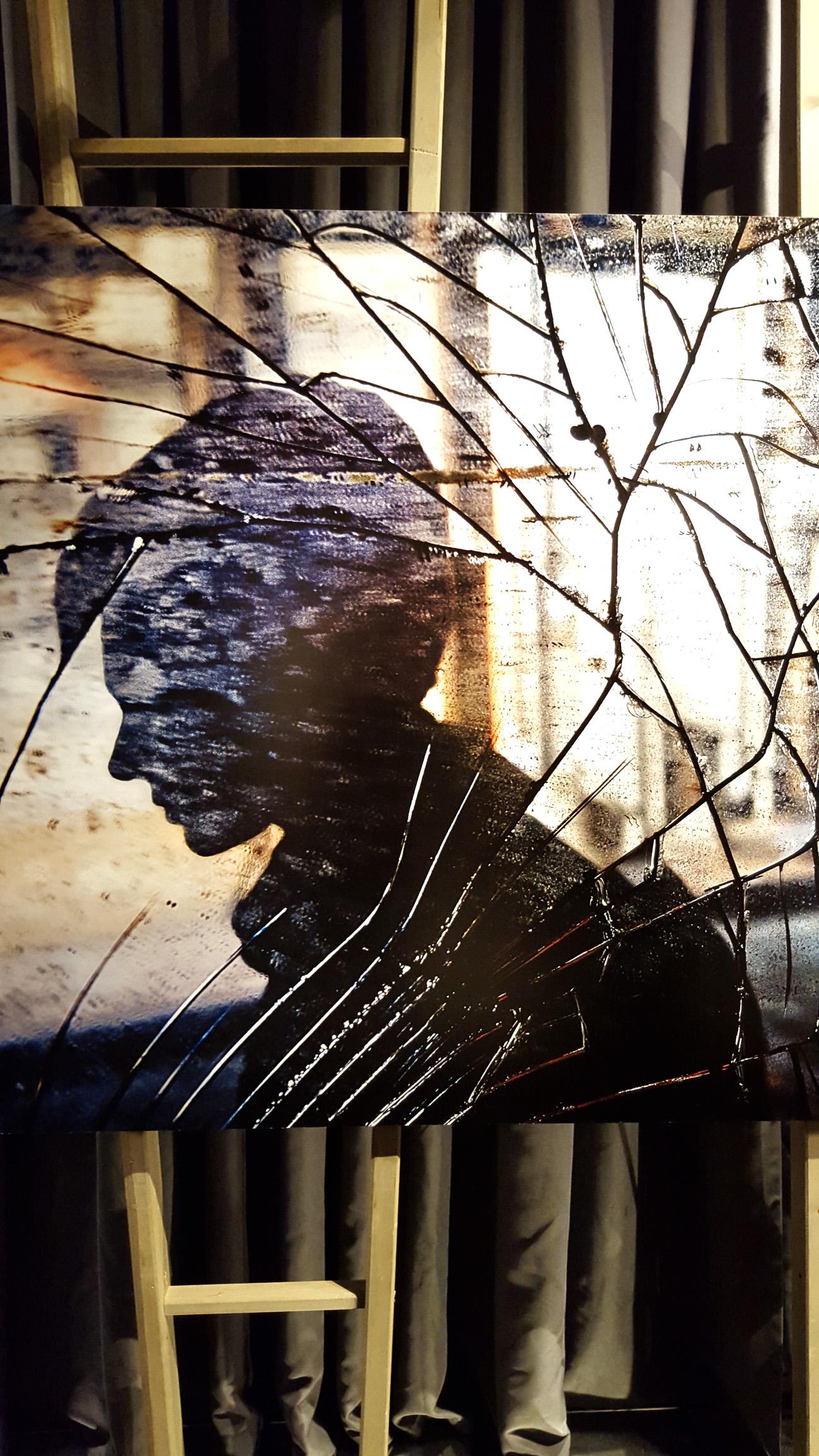 Valentina chittano lasciatemi scrivere lo specchio rotto - Specchio rotto sfortuna ...